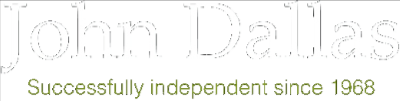John Dallas Estate Agents Site logo